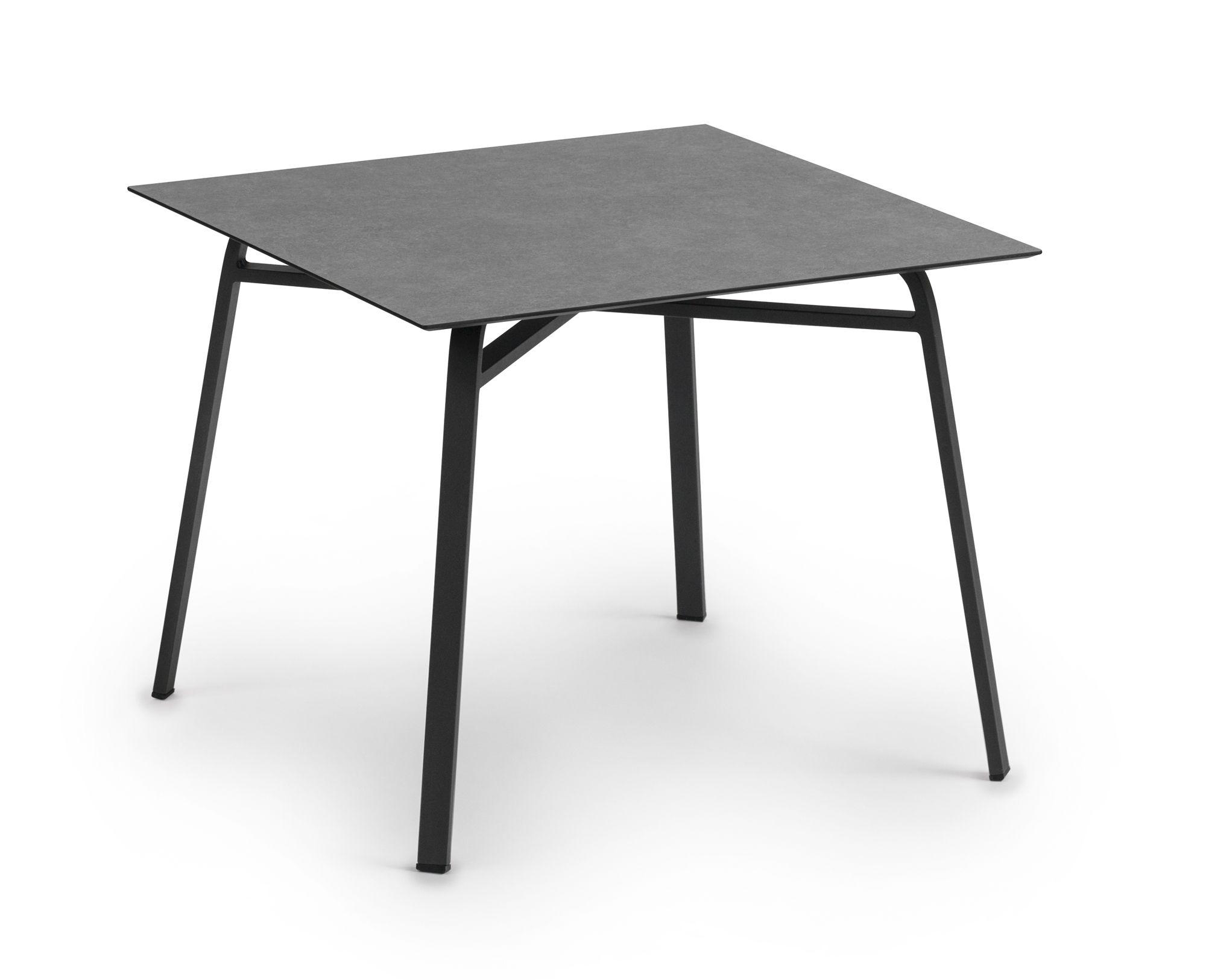 Weishäupl AHOI Tisch HPL 90 x 90 cm