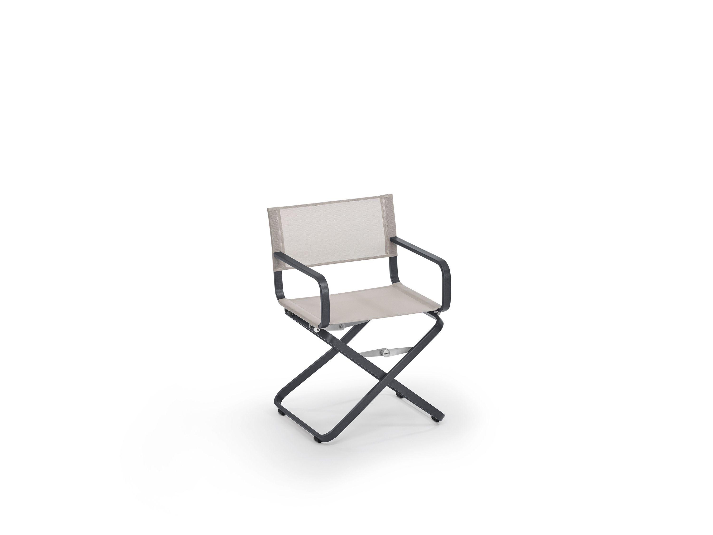 Weishäupl AHOI Sessel Basic grau-sand