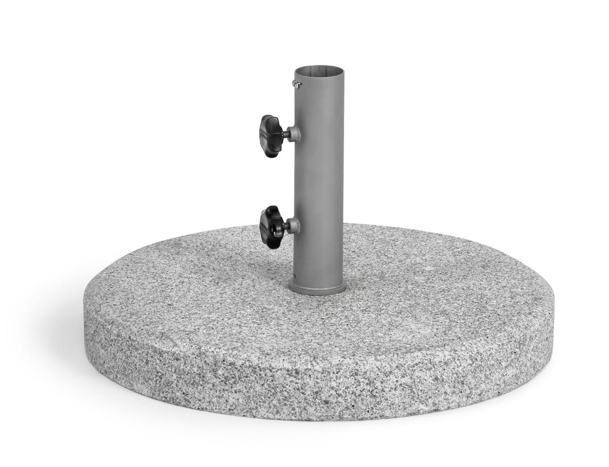 Weishäupl Schirmständer Granit  geflammt