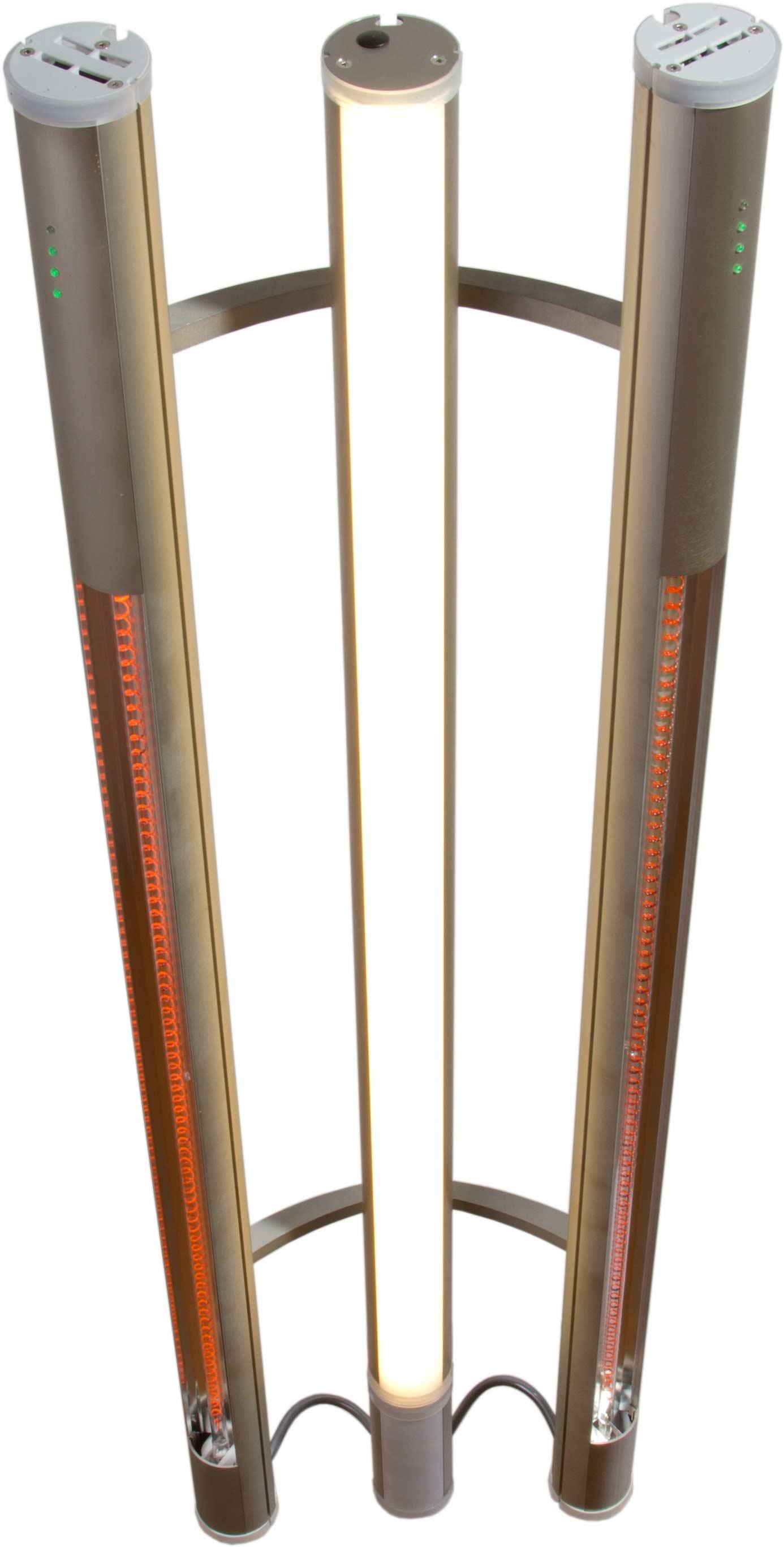 ExtremeLine Carbonstrahler HEAT TUBE 3er-Kombination 900W