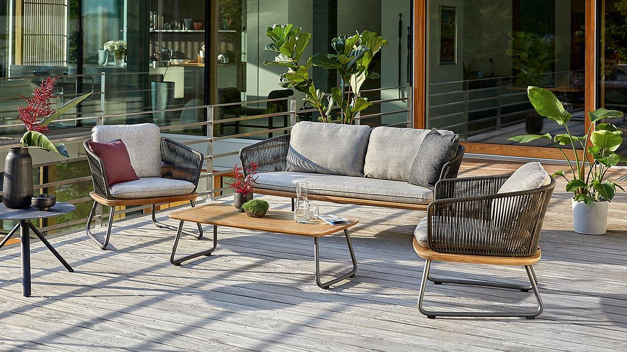 Huber Mein Lebensgefühl Garten Terrasse Balkon Gartenmöbel